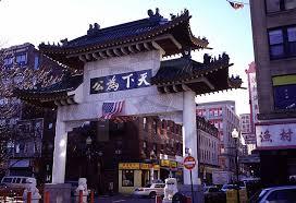 ChinaTown Boston