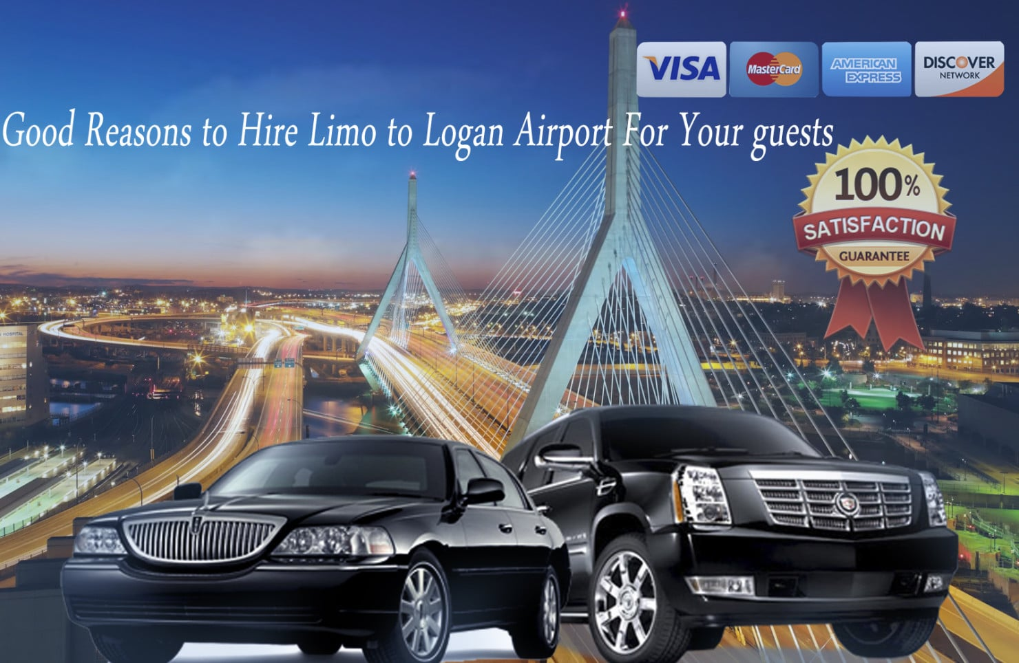 Good Reasons to Hire Limo to Logan Airport For Your guests