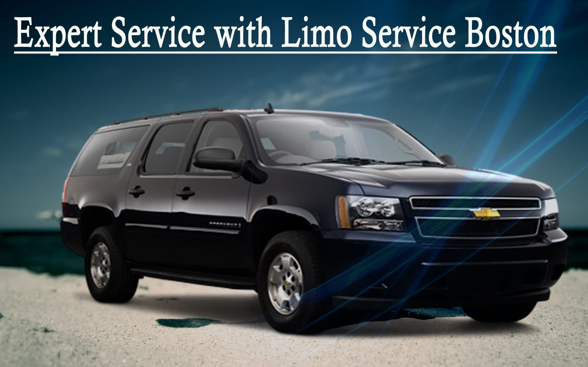 Expert Service with Limo Service Boston