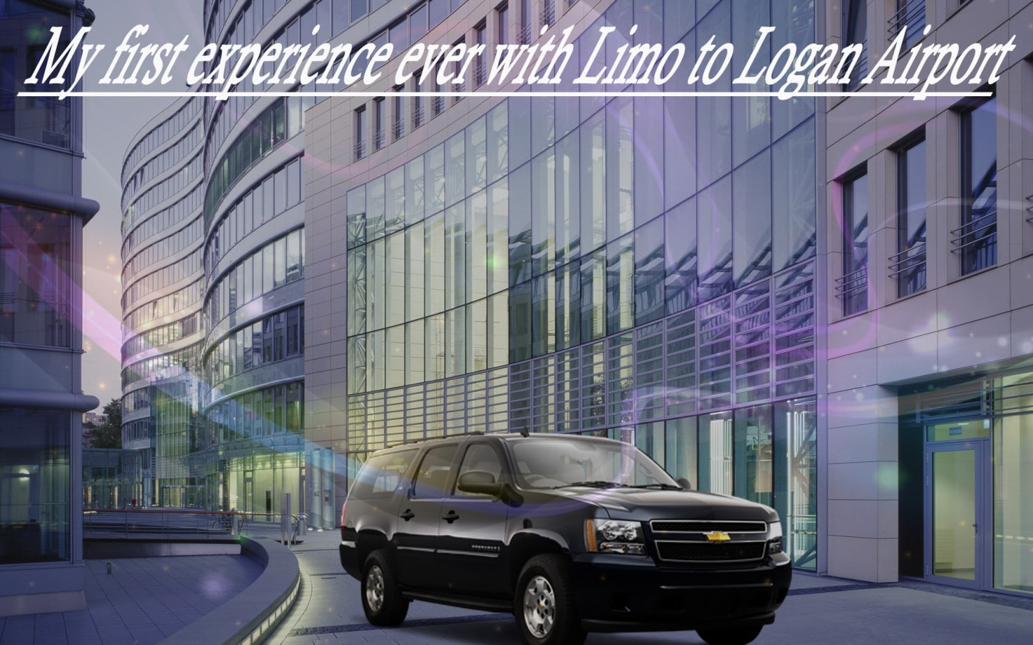 Limo to Logan Airport